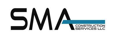SMA Construction Logo